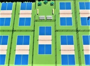 Pickleball Courts