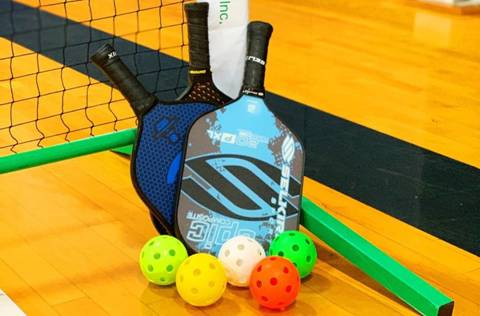 Pickleball Ball for Indoor Game